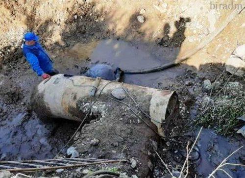 Дело — труба: бездействие местных властей может привести к экологической катастрофе в Биробиджане