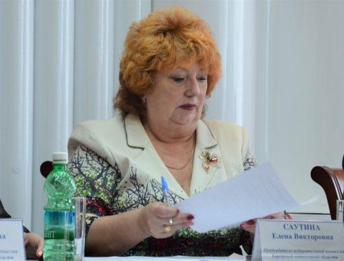 Елена Саутина извинилась перед избирателями, обратившимися с жалобами в облизбирком
