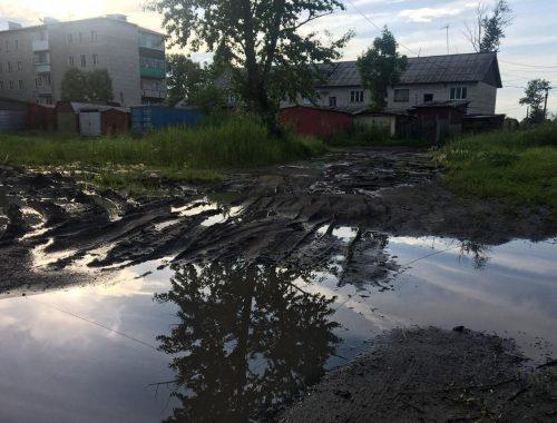 Комфортная среда от «Единой России»: жители Смидовича не знают, кому жаловаться на разруху и грязь