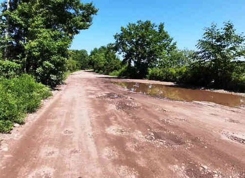 Грейдировка не улучшила состояние дороги на Щукинку