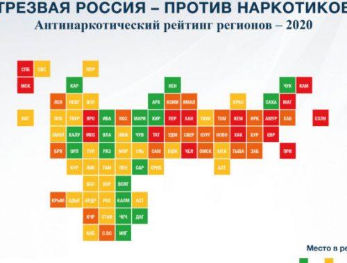 ЕАО вошла в число регионов с высокой наркозависимостью