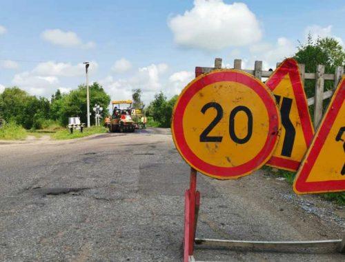 На улицах Трансформаторной и Кольцевой заканчивается укладка асфальта