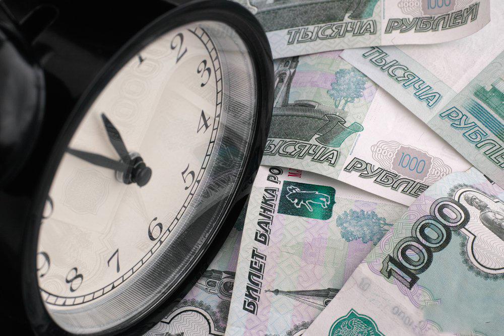 Долговая нагрузка россиян выросла в этом году на 5,8%