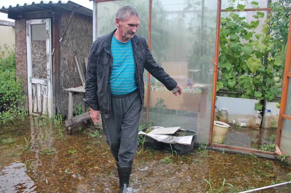 Не могут добиться гидрозащиты жители поселка Грузовое в Биробиджане