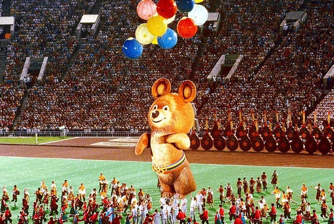 «До свиданья, наш ласковый Миша»: 40 лет назад в Москве завершились XXII Олимпийские игры