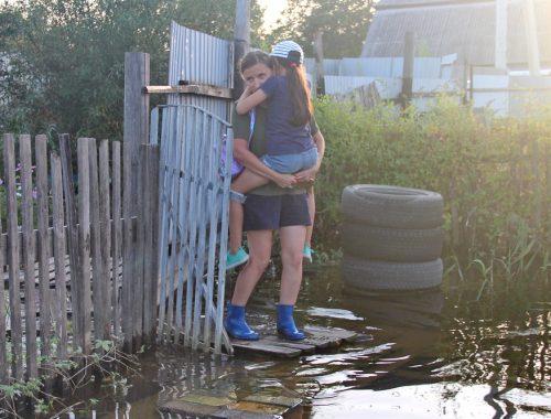 В Биробиджанском районе «разблокируют» многодетную семью