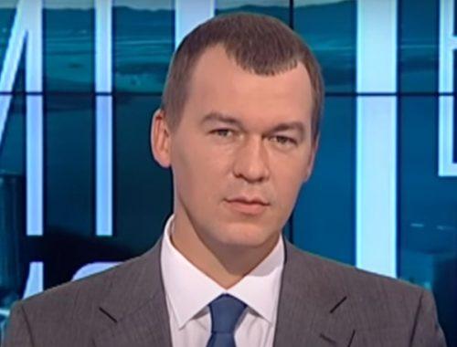 Дегтярев прокомментировал расследование Навального о загородном доме своих родителей за 100 млн рублей
