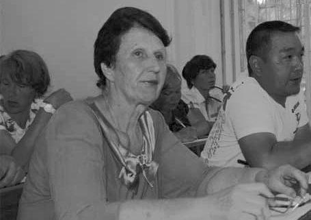 Ушла из жизни активист ТОС Гордиенко Надежда Николаевна