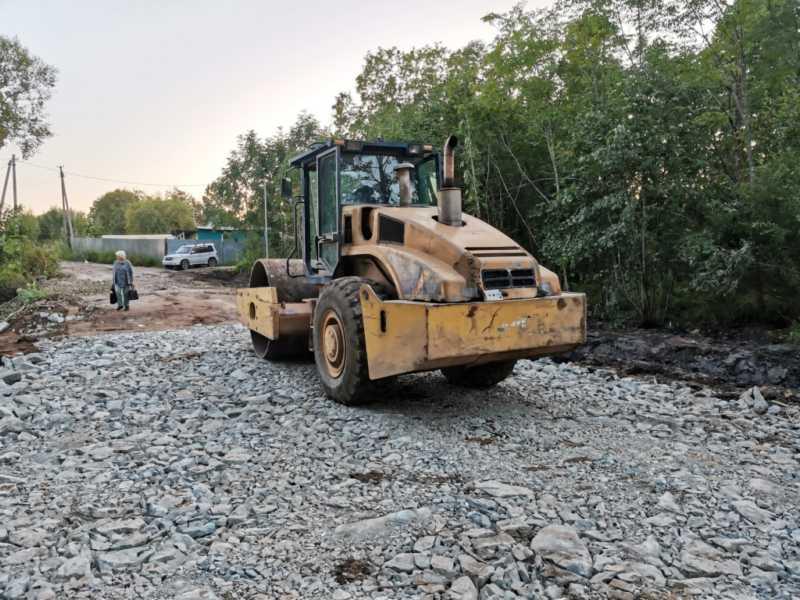 Завтра в Биробиджане откроют участок дороги на 13-м км