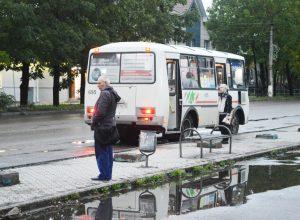 Названия автобусных остановок в Биробиджане переведут на идиш