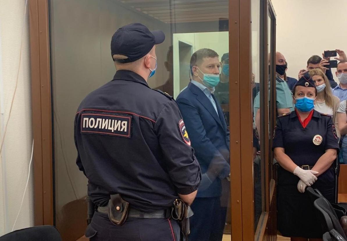 Суд продлил арест Сергею Фургалу