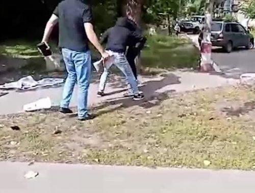 В Ульяновске во время агитации жестоко избили кандидата КПРФ