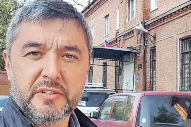 В Хабаровске задержан Максим Кукушкин