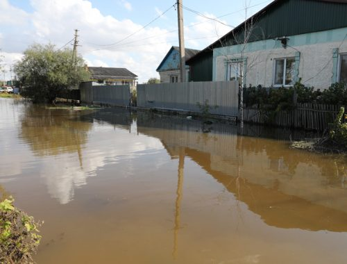 Как правильно сушить дом после наводнения, рассказали в МЧС ЕАО