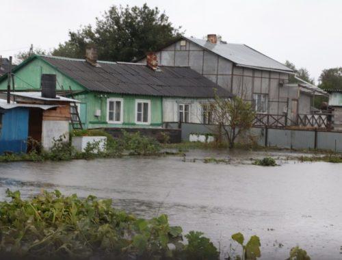 360 жилых дома в ЕАО признаны непригодными для проживания после паводка