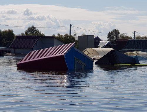 Летнее наводнение 2020 года в ЕАО названо вторым мощнейшим за 100 лет