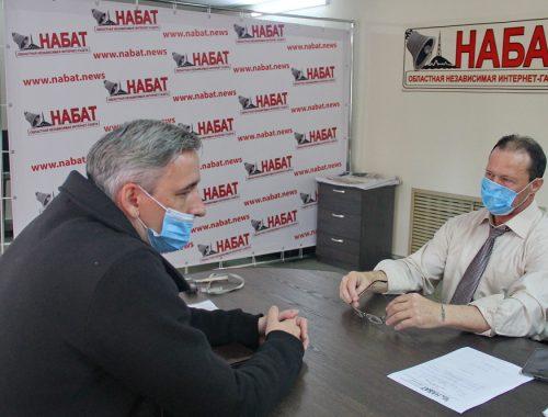 Экс-прокурор ЕАО провёл приём граждан в редакции интернет-газеты «Набат»