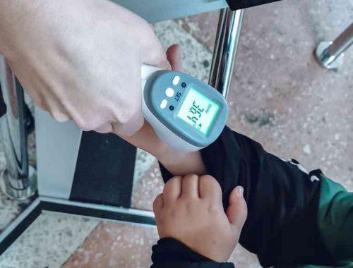 Житель ЕАО выступил против термометрии в школе
