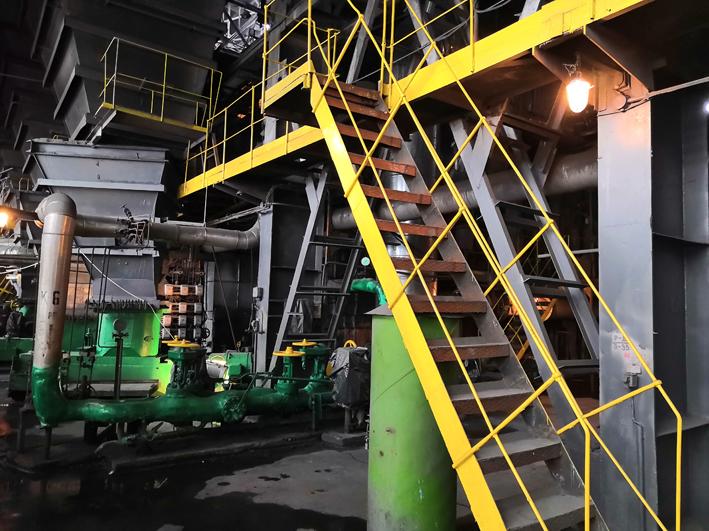 38 тысяч тонн угля запасли на Биробиджанской ТЭЦ к началу отопительного сезона