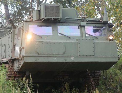Новейшую зенитную систему получили военные ЕАО