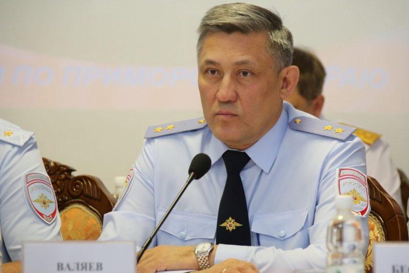 Гольдштейн предложит пост сенатора от ЕАО генерал-лейтенанту МВД Юрию Валяеву