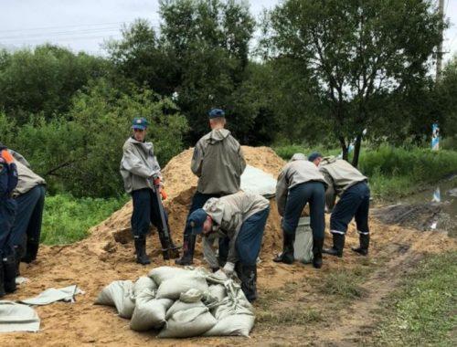 К пику сезонного паводка готовят населенные пункты ЕАО