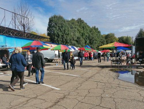 Цены кусаются: на сельскохозяйственной ярмарке в Биробиджане не наблюдается наплыва покупателей