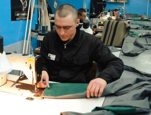 Лишь 42% осуждённых в ЕАО заняты оплачиваемым трудом