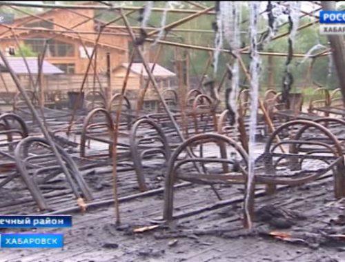 Замгенпрокурора утвердил обвинительное заключение по уголовному делу о трагедии в «Холдоми»