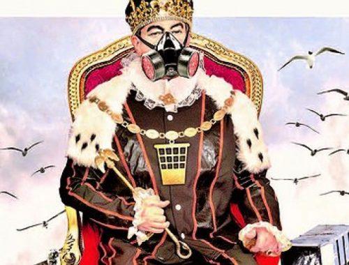 А мусорный король-то голый?!!