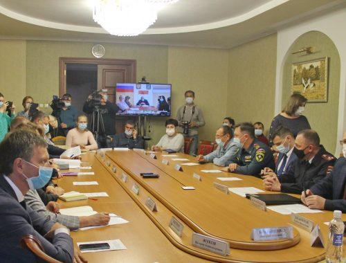 Журналистов «выпроводили» с совещания по коронавирусу в правительстве ЕАО