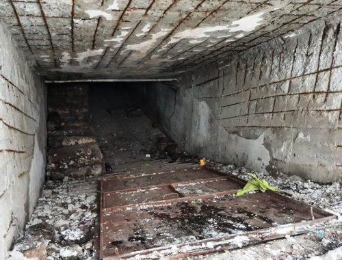 Замуровать открытое бомбоубежище хотят в Биробиджане