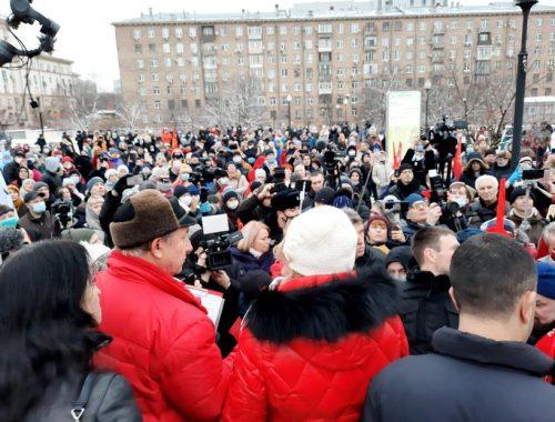 Геннадий Зюганов: отмена дистанта — общая победа коммунистов и родительской общественности