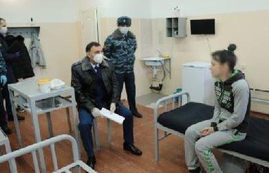 Прокурор ЕАО нагрянул в СИЗО и освободил женщину из-под стражи
