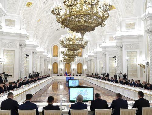 Губернатор ЕАО вошёл в состав Госсовета России
