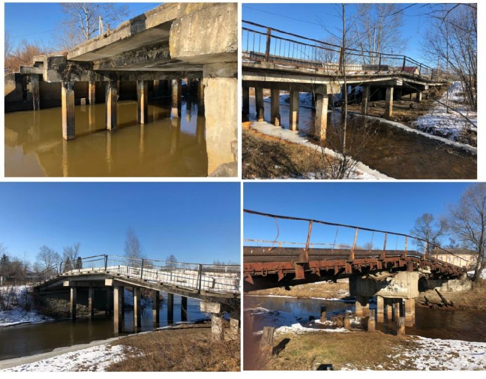 Суд обязал администрацию Октябрьского района ЕАО отремонтировать мост с разрушающимися опорами