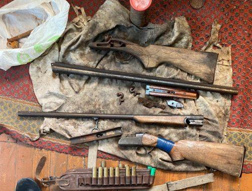 В 25 регионах страны ФСБ пресекла работу почти сотни подпольных оружейников