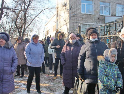 Жильцы нескольких биробиджанских домов выступили против «локальной блокады»