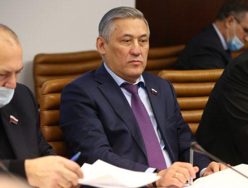 «Новогоднее чудо»: сенатор Валяев обозначился в информационном пространстве ЕАО