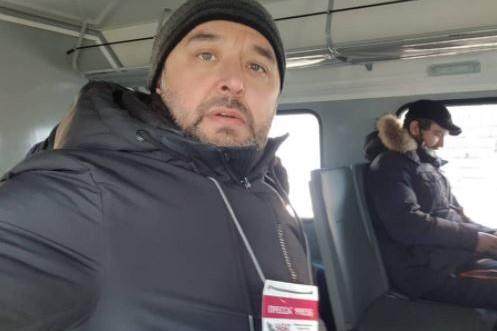 Депутата Закдумы Хабаровского края Максима Кукушкина, имеющего редакционное задание «Набата», задержали на митинге в Хабаровске