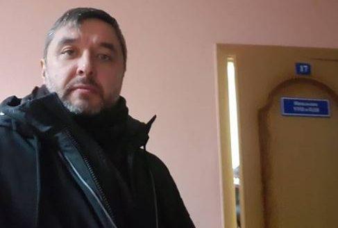 Максим Кукушкин из отдела полиции: выстроили всех лицом к стене с поднятыми руками и заставили так стоять полчаса
