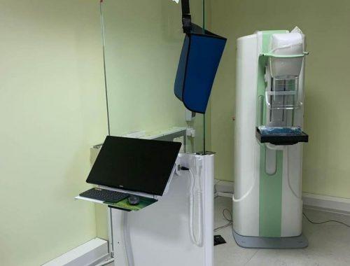 Бесплатно пройти маммографию у себя дома теперь могут жительницы Смидовичского района