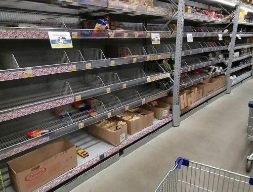 СМИ сообщают о дефиците сахара и масла в магазинах центральной России после «заморозки цен»