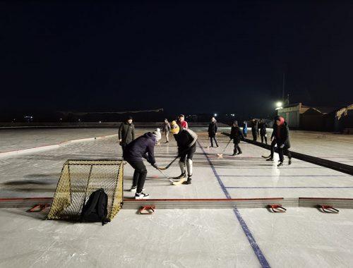 «Студенческая спортивная ночь» впервые прошла в Биробиджане в Татьянин день