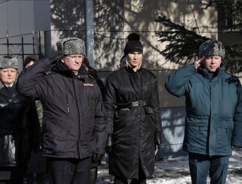 Начальнику УМВД ЕАО Александру Добровольскому присвоили генеральское звание
