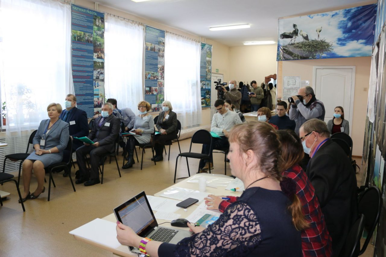 Тематическим круглым столом отметили экологи ЕАО начало года водно-болотных угодий в бассейне Амура