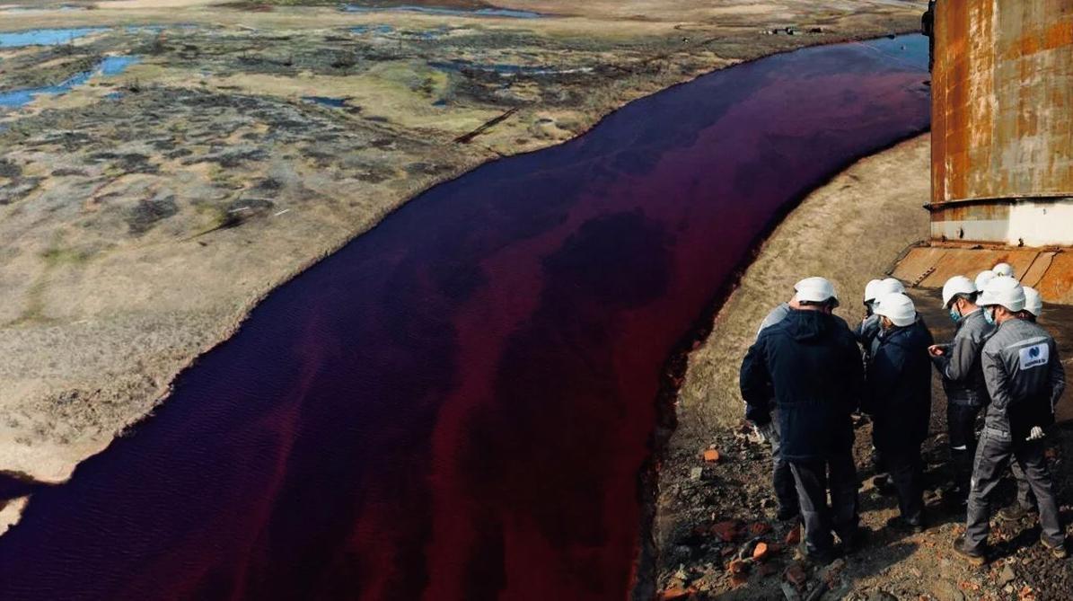 «Норникель» заплатит 146 млрд рублей за крупнейший в истории разлив дизельного топлива