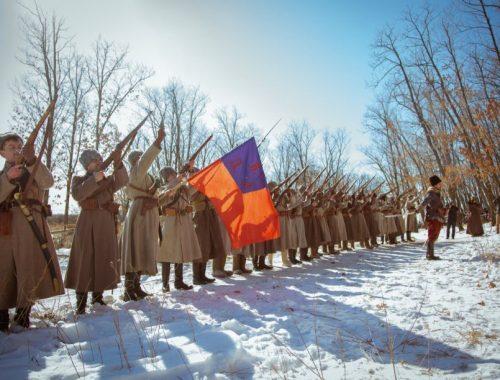 Реконструкцию Волочаевской битвы в этом году проведут не в ЕАО, а в Хабаровске
