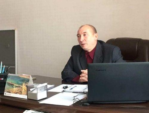 Глава Теплоозёрска Анатолий Скоробогатов ушёл в отставку