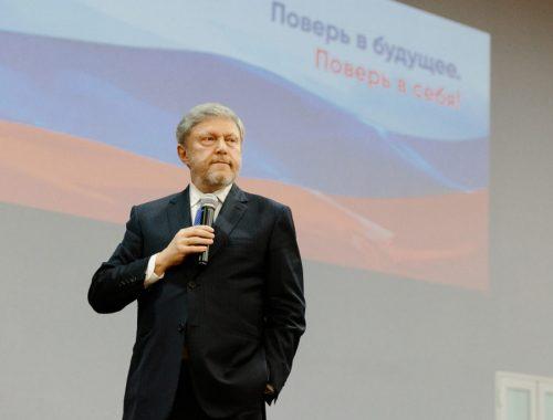 Явлинский раскритиковал Навального